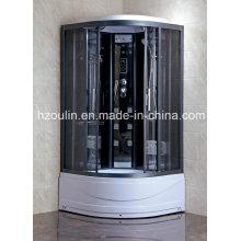 Cabine de douche avec vapeur