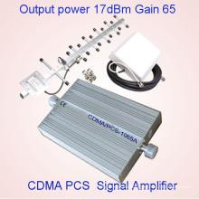 CDMA 850 PCS 1900MHz impulsor de la señal del teléfono celular St-1085A