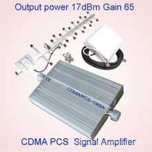 CDMA 850 PCS 1900MHz Cell Phone Signal Booster St-1085A