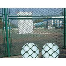 Heißer Verkaufs-Qualitäts-Kettenverbindungs-Zaun (HPZS6006)