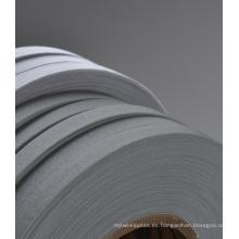cinta de sellado de costura elástica unidireccional para ropa casual