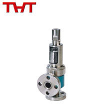 spring loaded high pressure safety valve for boiler