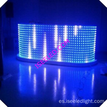 Compatible con Madrix DJ Booth Music Sync Luz LED