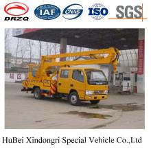14-16m Dongfeng Camión Plataforma Aérea Con Nuevo Diseño