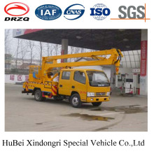 14-16m Dongfeng Aerial Platform Truck with New Design