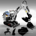 Spider excavator spare parts for smallest mini excavator