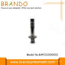 24V Dc 110v Ac 220v газа Клапан электромагнитный