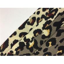 Tissus imprimés en mousseline de soie en polyester spandex 75D