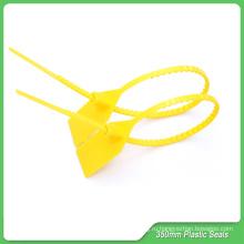 Пластиковые пломбы (JY350), печать пластиковый контейнер