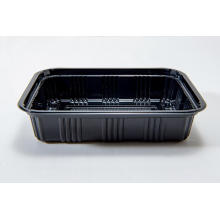 Rectangular Disposable PS Plastic Lunch Box