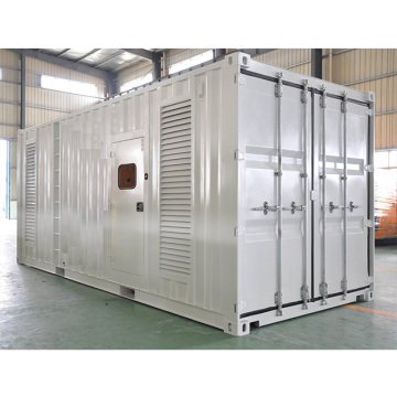 Máy phát điện container 600kw-800kw