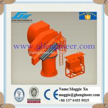 Cilindro de brazo hidráulico buque grúa marina