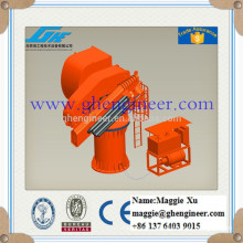 Bras hydraulique cylindre navire grue marine