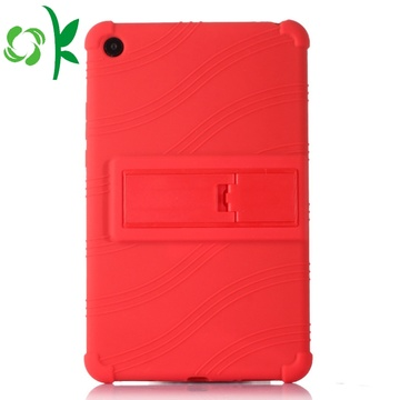 Custodia in silicone per tablet antiurto per iPad