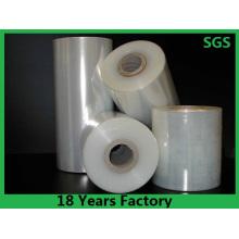 Film extensible en plastique de film extensible de film extensible de PE de prix d'usine