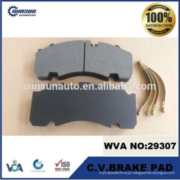 29307 Almofada do disco do freio da carcaça do reboque de BPW ECO PLUS MAXX
