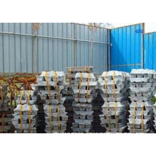 Factory Supply---Lead Ingot 99.97%, Purity Lead Ingot From Drained Battery