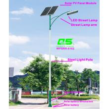 WPSRR-8102 3~15m Municipal Road Hot DIP Galvanized Steet Light Pole style