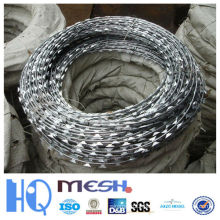 hot sale 2015 Canton Fair Security Razor Barbed Wire/razor combat wire( ISO 9001:2000 Direct Manufacturer)