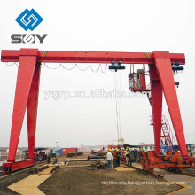 Widely Used 10 Ton Single Girder Gantry Crane For Sale In Dubai