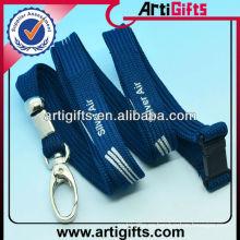 Cordones de tubo de poliéster de promoción para niños