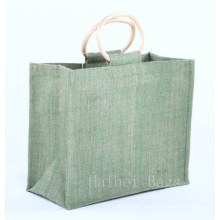 Promotional Jute Shopping Bag (hbju-67)