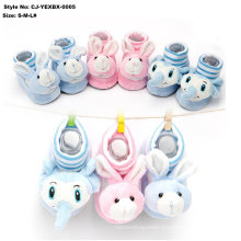 New Waterproof and Non-Slip Safety Shoe Soft Soles Baby Toddler Shoes Big Doll Bell New