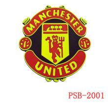 Wholesale Soft PVC Trademark Silicone Logo PVC Label for Brand (PSB-2001)