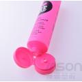 8fl oz dicken Shampoo Haarpflege Rohr Verpackung mit Flip-Top-Kappe
