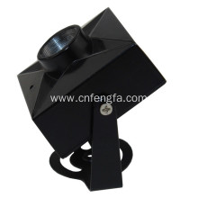 zinc alloy black OEM webcam shell