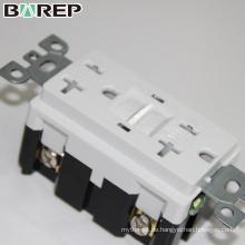 Elektrische wasserdichte 20A 125V GFCI Universalbuchse