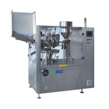 Máquina automática de enchimento e selagem de tubos laminados