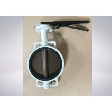 Viton Lined Butterfly Valve Pn16