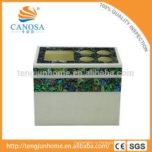 Аксессуары для ванной комнаты Abalone Shell зубная щетка держатель