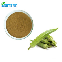 Best Selling Factory Supply Organic Dried Okra Seed Powder