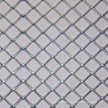 Malha de Metal Expandida Regular em Boa Qualidade