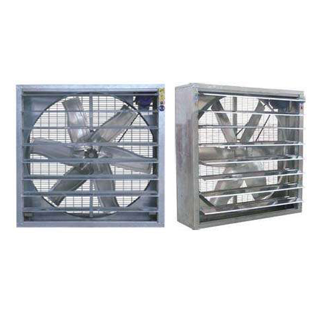 115V Single Phase Exhuast Fan for Factory Ventilation