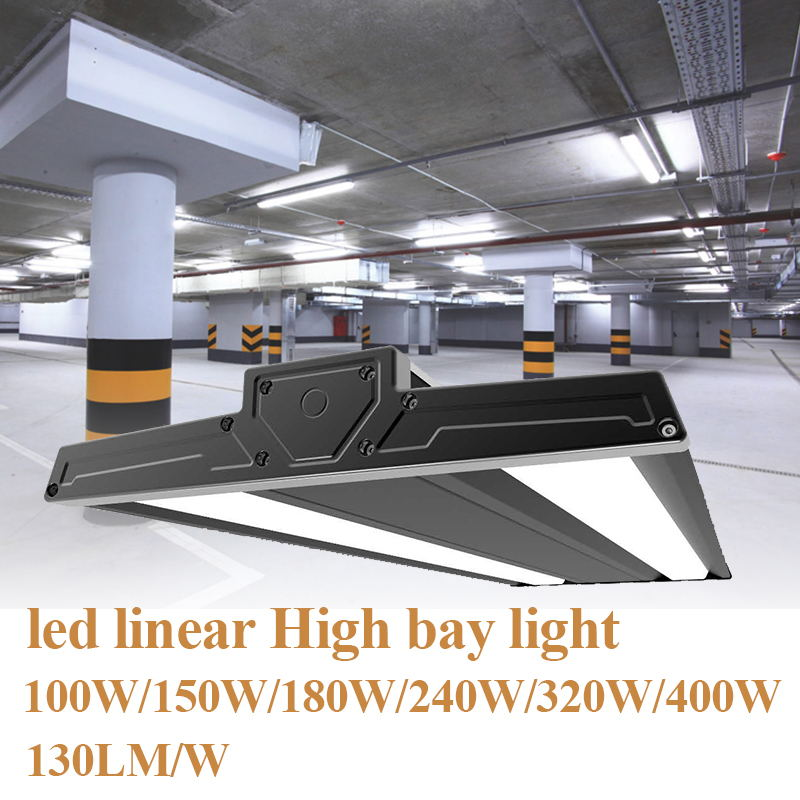 LED Linjär High Bay Light