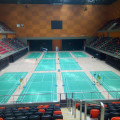 Tappetino per campi da badminton Elite BWF Internation Elite