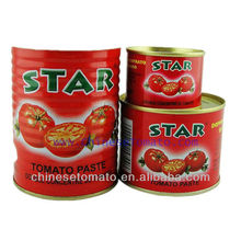 Canned and Sachet Tomato Paste