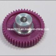 Precision Metal Hub Mold Injection Plastic Polymer Pinion Spur Gear