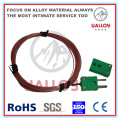 with High and Low Temperature Thermocouple