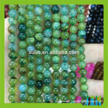 jewelry stone beads 8mm smooth round stone jewelry beads agate slices wholesale