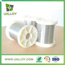 Fios de Inconel 600 para trança em embalagens (0,1 mm)