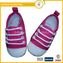 2015 zapatos al por mayor del mocasín del bebé de los cabritos de la alta calidad caliente de la venta del PVC