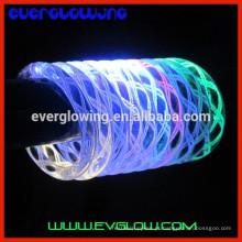 brilho LED pulseira de luz HOT venda 2016