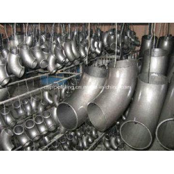 Acessórios de tubos de aço inoxidável duplex, Uns31803 Acessórios de tubos de cotovelo, Tee