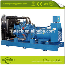 900KVA/720KW MTU diesel generator with Germany original 16V2000G25 MTU engine