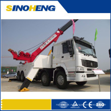 Carro de reparación de emergencia para vehículos pesados de recuperación HOWO de Sinotruk