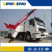 Camion de réparation d'urgence pour véhicule de récupération lourde Sinotruk HOWO